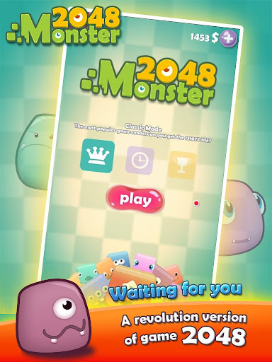 2048 Monsters
