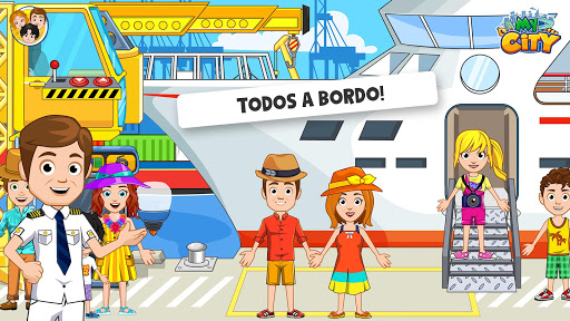 My City : Aventuras no Barco screenshot 2