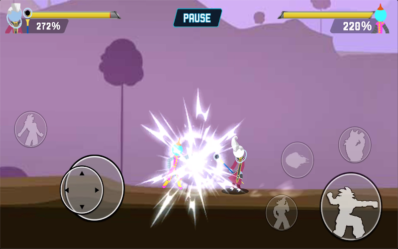 Z Stick: Battle of Dragon Super Warrior Screenshot 3