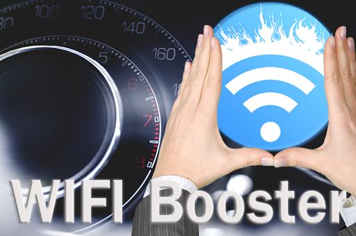無料通讯AppのWIFIスーパーブースターいたずら|記事Game