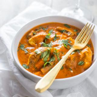 Restaurant Style Chicken Tikka Masala (Paleo, Whole30, Dairy-Free).