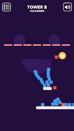 Stupid tower: free mind relax game apkmind screenshots 5