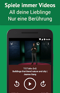 Podcast Player - Kostenlos – Miniaturansicht des Screenshots