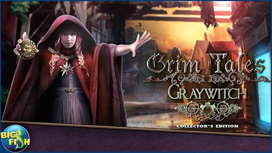 Grim Tales: Graywitch Collector's Edition: miniatura de captura de pantalla