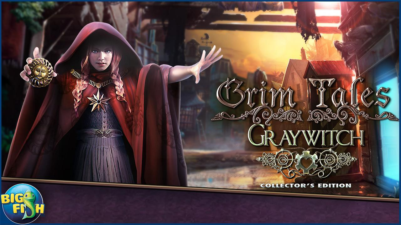 Grim Tales: Graywitch Collector's Edition: captura de pantalla