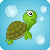 Turtle Diving: A Reflex Tap Dive