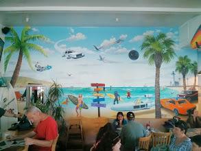 Photo: Breakfast Club Diner, California