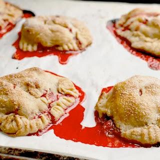 Strawberry Basil Hand Pies