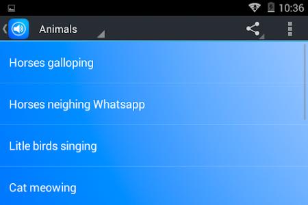 Notifications Ringtones screenshot 5