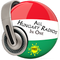 All Hungary Radios in One Free icon