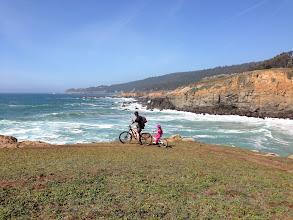 Photo: Bike riding!