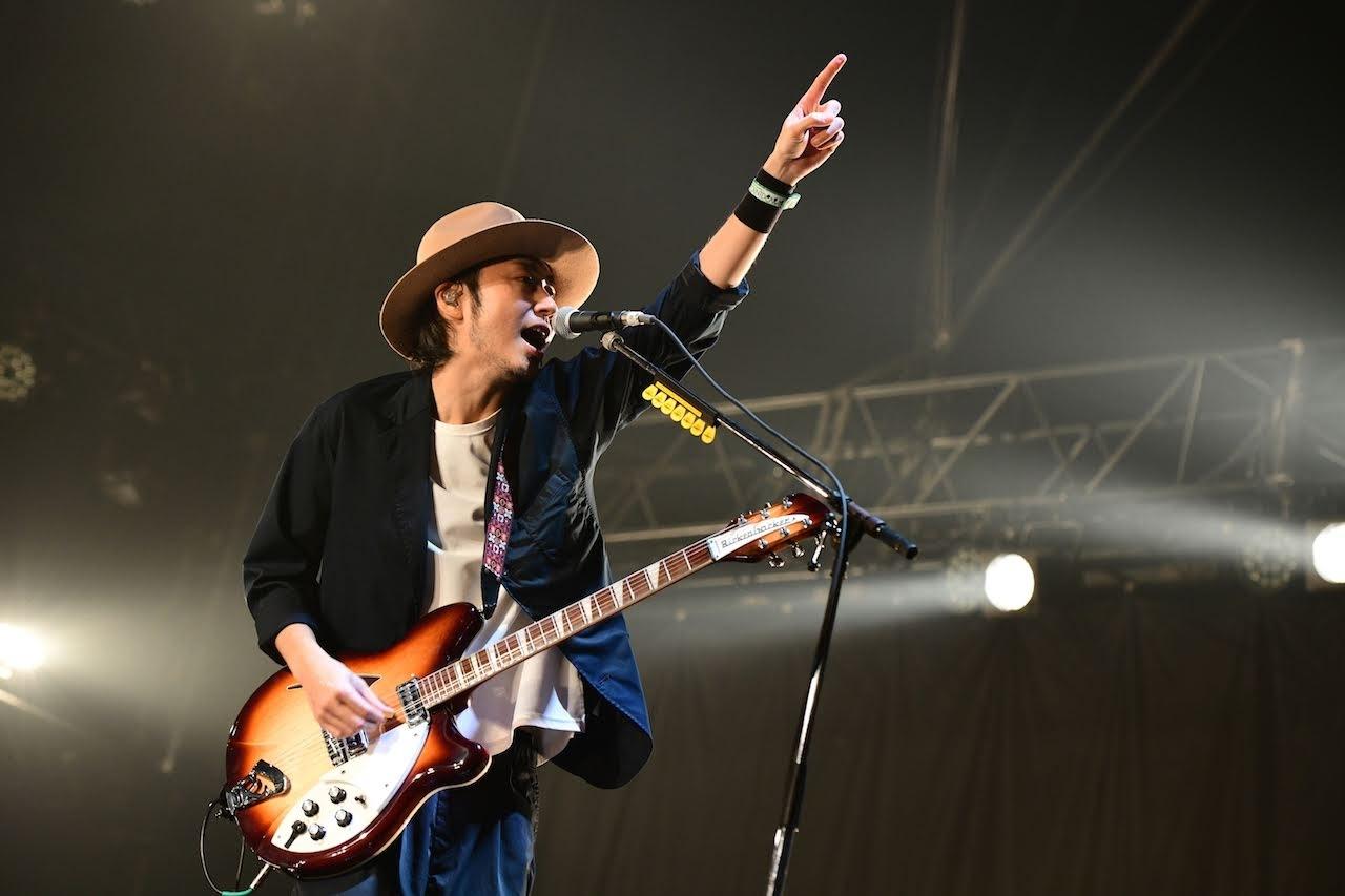 【迷迷現場】COUNTDOWN JAPAN 18/19 ACIDMAN全心全力演出 「只要活著,就一定能找到光明。」