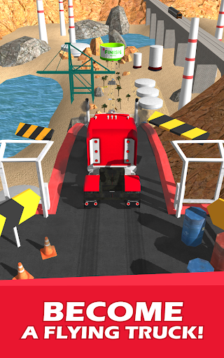 Stunt Truck Jumping screenshot 11