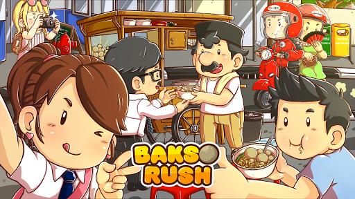 Bakso Rush - Food Cart and Stall 1.2.1 screenshots 1