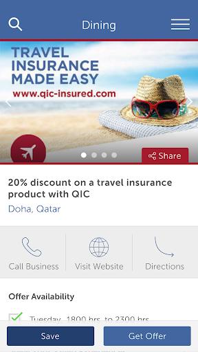 QIC Advantage Club screenshot