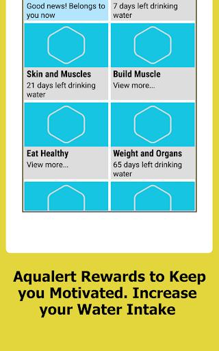 Aqualert:Water Intake Tracker &Reminder Google Fit screenshot 10