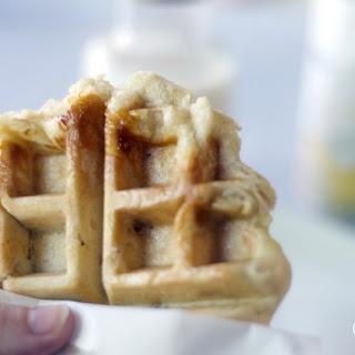 Traditionl Liege Belgian Waffles