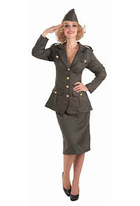Dräkt, Army girl
