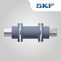 SKF Spacer shaft alignment icon