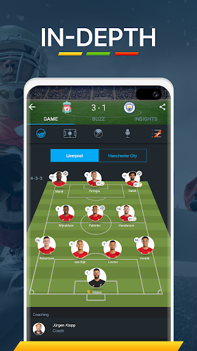 365Scores - Live Scores and Sports News 10.8.2 screenshots 3