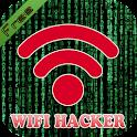 Wifi Hacker Simulated icon