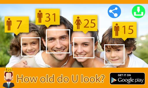 How Old Do I Look Like