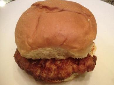 Dill Chicken Sandwich Recipe
