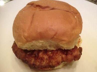 Dill Chicken Sandwich Recipe