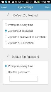 iZip Pro - Zip Unzip Tool - náhled