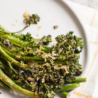Sheet Pan Parmesan Roasted Broccolini Recipe