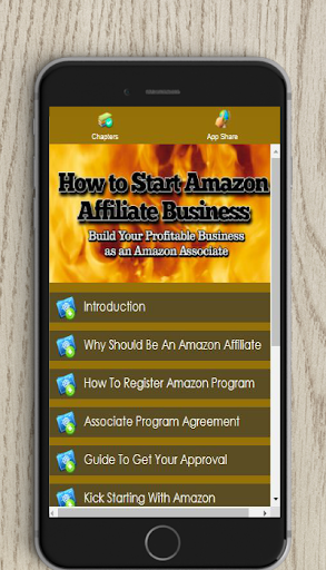 How to Start Amazon Affiliate Business 1.1 screenshots 2