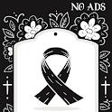 Death Invitation Card Maker icon