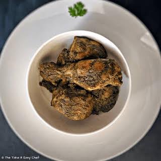 Chicken Cafreal.