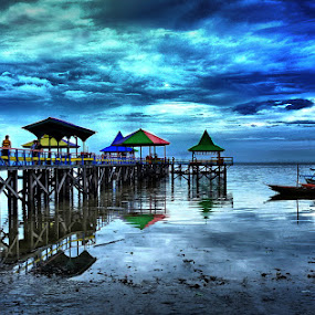 Old Kenjie 2 by Herry Wibowo - Landscapes Beaches