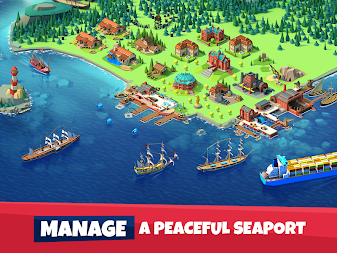 Seaport - Explore, Collect & Trade APK screenshot thumbnail 1