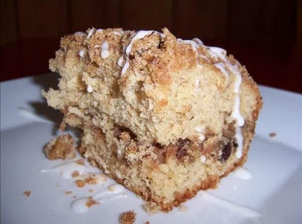 Walnut Spiced Coffee Cake Recipe