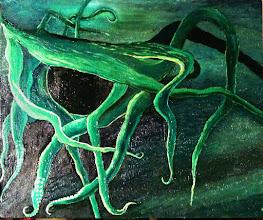 Photo: 073/366 - oil painting, week 5