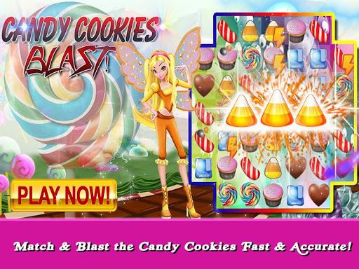 Candy Cookies Blast