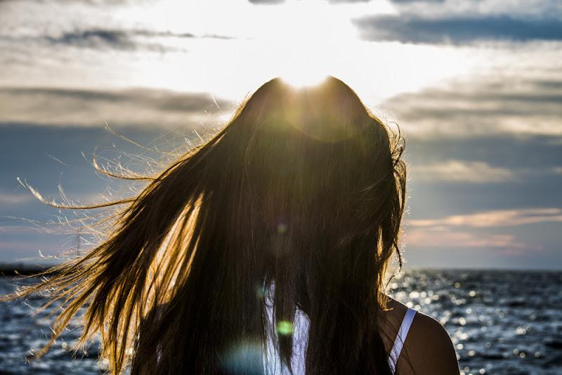 Wind in the hair di Ph. Flavio Catelani