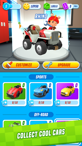 SuperCar City 1.0.5.1655 screenshots 2