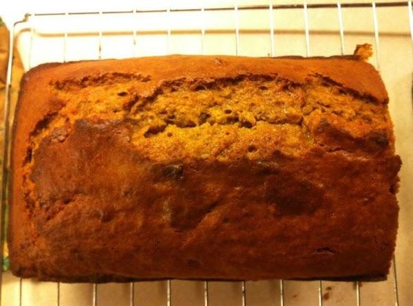 Apple Butter-banana Bread Recipe