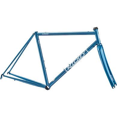 Ritchey Road Logic CrMo Frameset, Blue