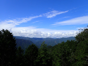 林道からの展望1(西側)