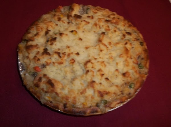 Beef Pot Pie Or Shepherd's Pie (sallye) Recipe