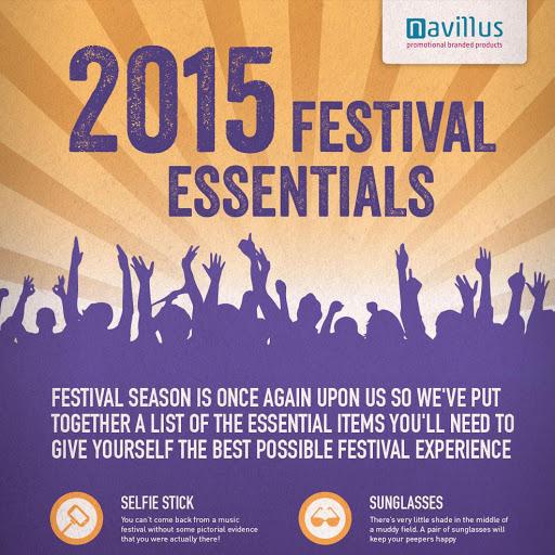 Summer Festival Survival Kit Essentials