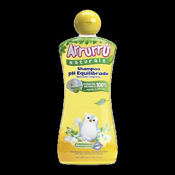 Shampoo Arrurrú Naturals PH