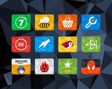 Rectron Icon Pack Theme v1.0.5
