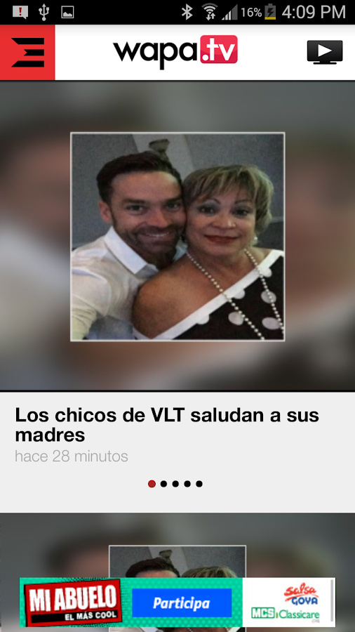 WapaTV- screenshot