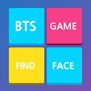 Find BTS Face - BTS Game