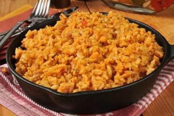 Spanish Rice Made Easy (sallye) Recipe